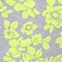Szary melanż +zielony