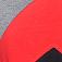 Grafitowy +czerwony