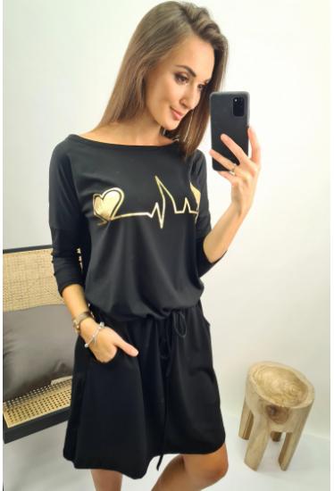 Sukienka 9457