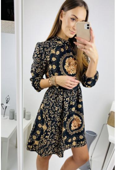 Sukienka 7018