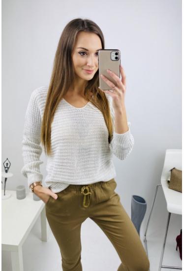Bluzka sweterkowa 127