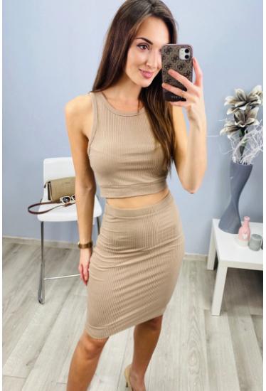 Bluzka ze spódnicą 125
